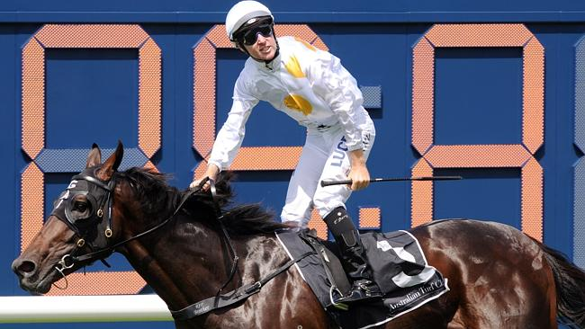 Vancouver remains the punter's pick despite a wide barrier for today's Golden Slipper. Pi