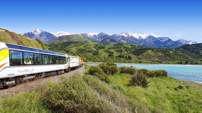 New Zealand's Coast Pacific. Picture: Tourism New Zealand