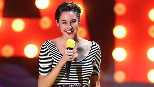 Actress Shailene Woodley has declared herself pansexual.