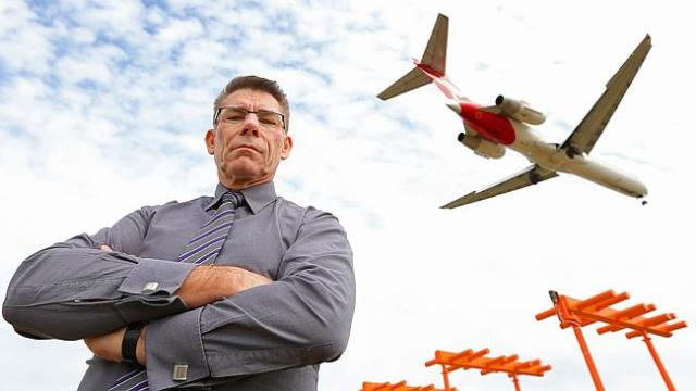 'We need to be able to upskill people': Phillip Cash, chief executive of Gladstone Airpor