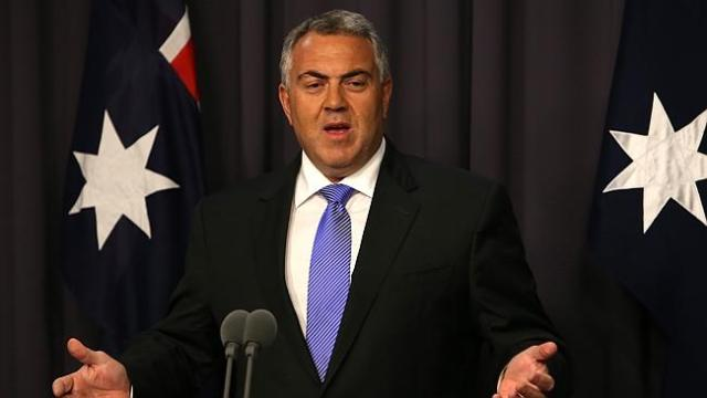 Joe Hockey has announced an emerging 'consensus' on tax changes.
