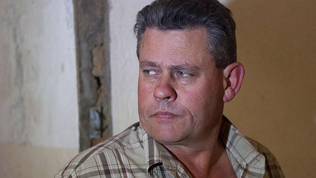 Theo Bronkhorst has been released on bail. Picture: AFP