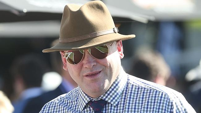 Peter Moody has questioned whether cobalt is that bad.