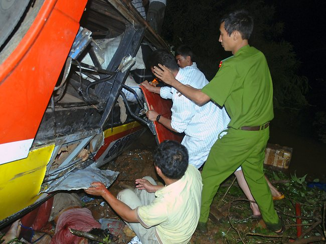 Vietnam Bus Accident