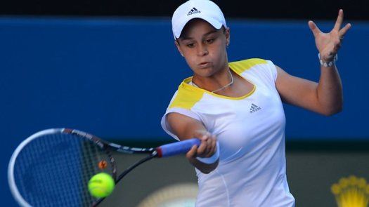 The grind begins as Australia's best young tennis ...