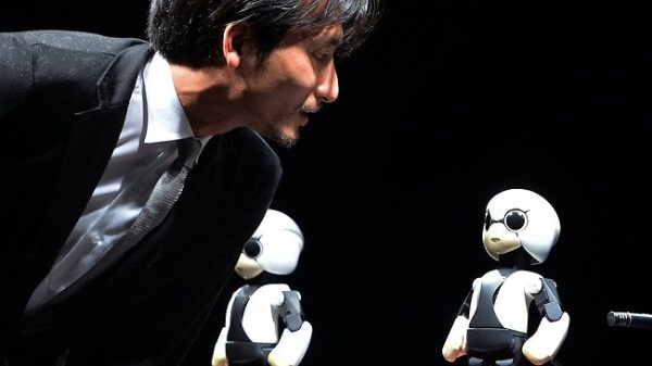 Kirobo a robot astronaut joins Japanese space mission