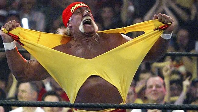 Hulk Hogan is now 60 years old. Photo: AP Photo/Chris Carlson