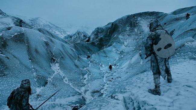 Much of Game of Thrones third and fourth series has been filmed in Iceland.
