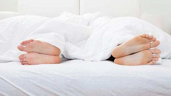 Women tend to dream of emotions and relationships while men say they dream of sex.