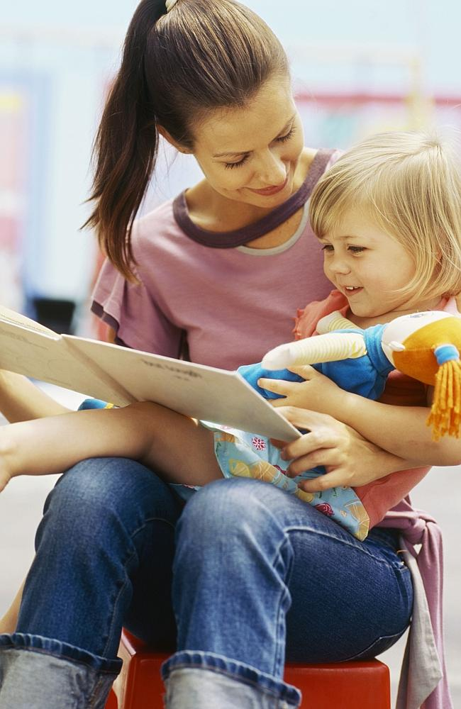 The report suggests a focus on in-house nannies.