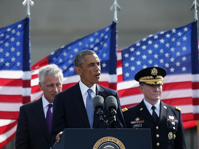 Taking action ... US President Barack Obama has indicated that American forces are prepar