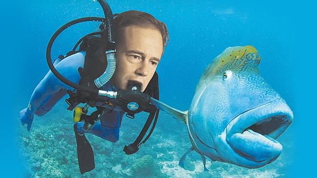 Greg Hunt will plead face-to-face with World Heritage Committee members in a desperate bi