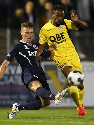 Youssouf Hersi has moved from WSW to the Glory.