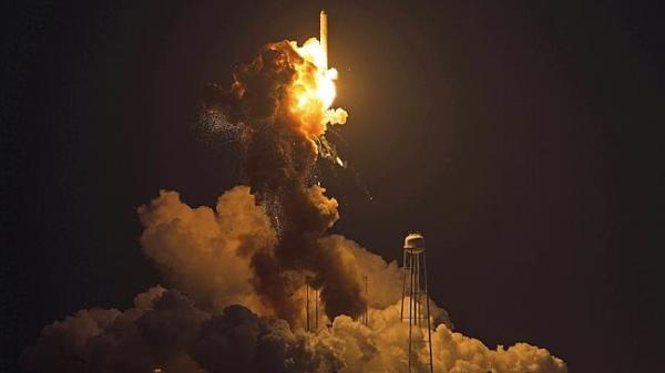 NASA explosion: Antares Russian engines were 50 years old