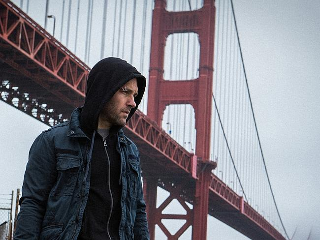 Paul Rudd will play Scott Lang, a thief who becomes Ant-Man. Picture: Marvel
