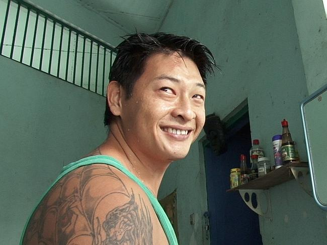Andrew Chan has turned his life around in jail.