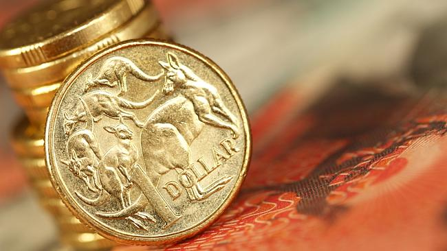 Whiff of interest rate cuts likely to hasten Aussie dollars fall below US80¢