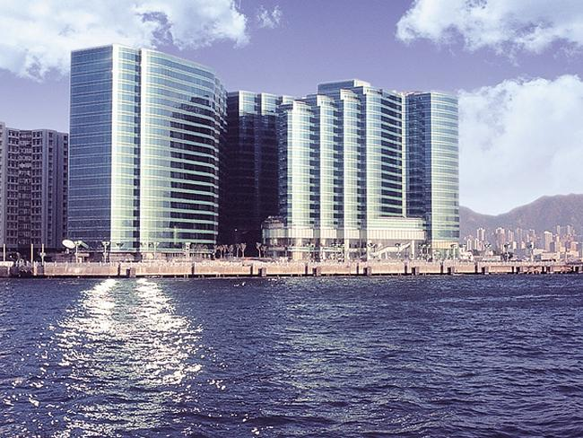 The Harbour Plaza Hotel in Hong Kong.