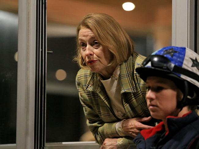 Success doesn't come by chance as Gai Waterhouse directs her horses at trackwork last wee