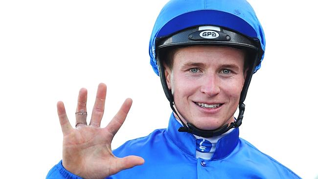 Hauraki gave James McDonald his fifth winner of the day.