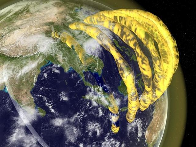 Freaky tubes above Earth we never knew about