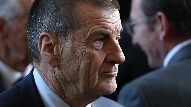 Former premier Jeff Kennett. Picture: Alex Coppel
