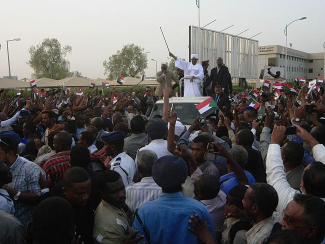 Sudan was dealt a further economic blow when the southern oil-rich part of their country