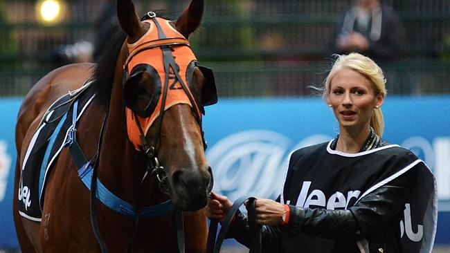 German track jockey Friederike Ruhle was killed in riding accident at Caulfield this week
