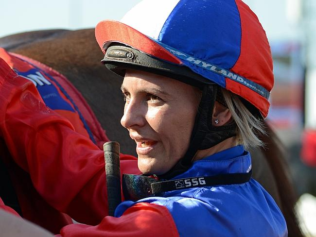 Simone Montgomerie was killed in a race fall in Darwin in 2013. Picture: Greg Irvine