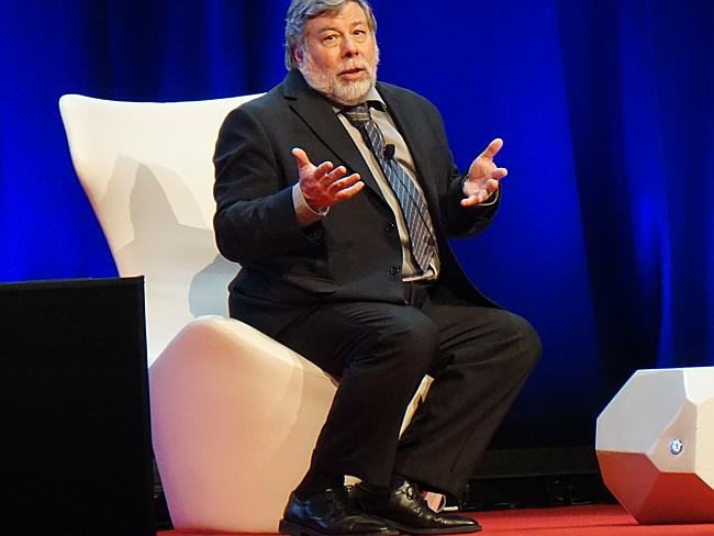 Apple co-founder Steve Wozniak became an Australian resident after his son migrated here.