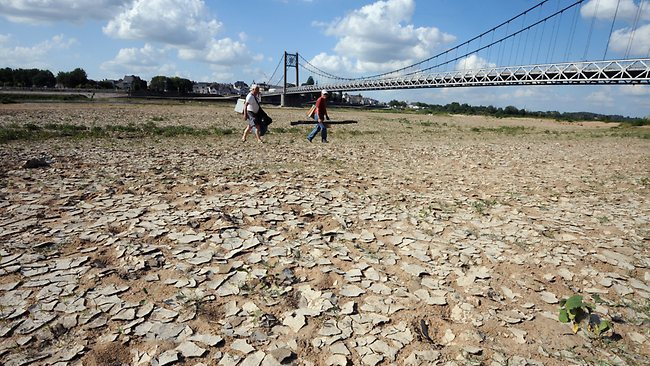 european droughts