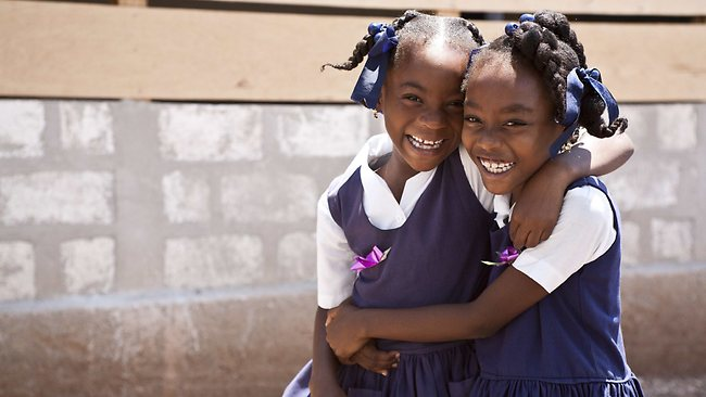 Girl Rising profiles seven girls from seven countries, including Haiti.