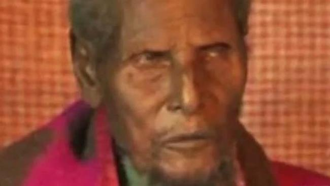 Is this the world's oldest man at 160?