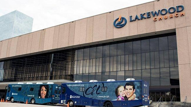 Image result for PHOTOS OF LAKEWOOD CHURCH HOUSTON