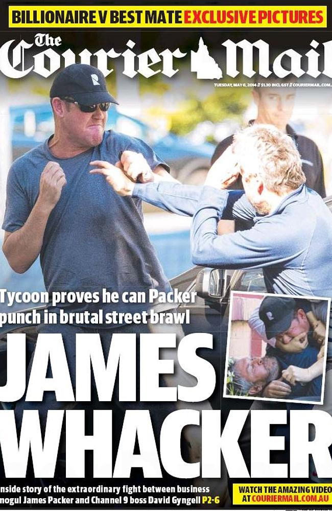 Courier Mail.