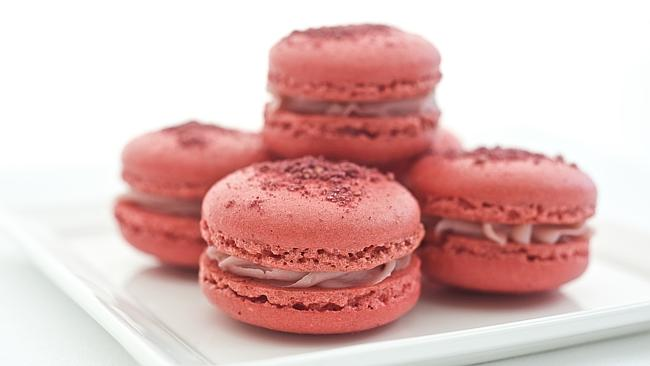 Macarons are the cupcakes of 2014.