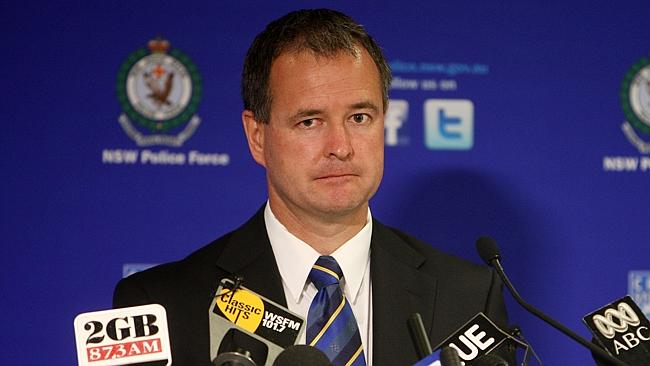 Homicide Squad Commander Michael Willing has commended the police involved in the two mur