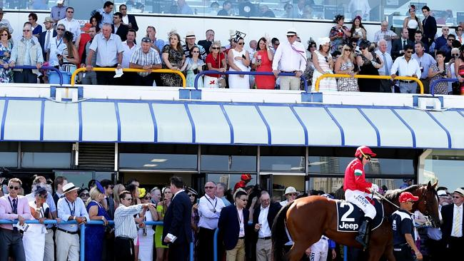 The annual Magic Millions race day at the Gold Coast turf club is set to become Australia