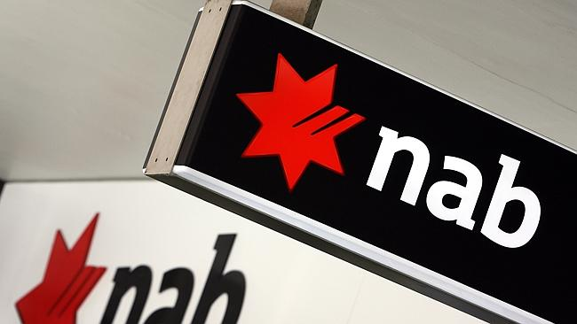 NAB has passed on RBA's cuts.