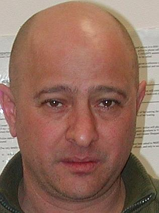 Frank Madafferi. Picture: Australian Federal Police