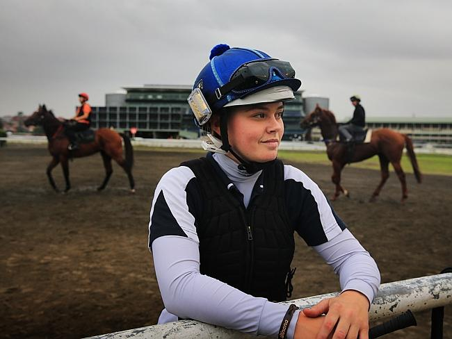 Winona Costin is leaving the Gai Waterhouse stable. Picture: Mark Evans