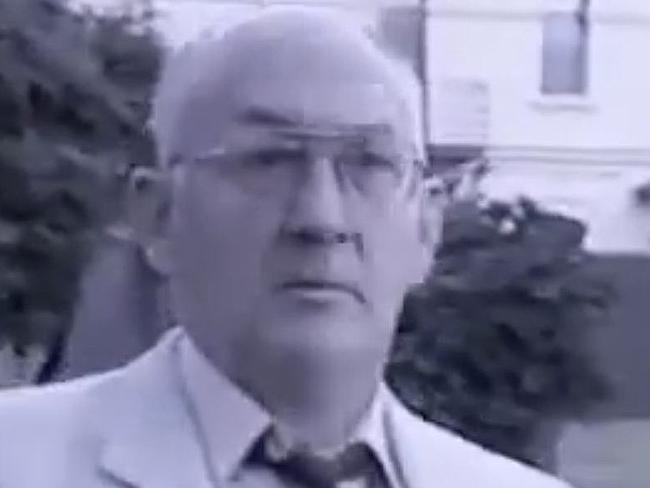 Australia's worst paedophile priest Gerald Ridsdale.