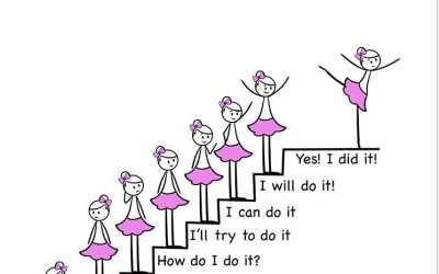 Growth mindset for dancers – turning can't into can