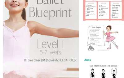 Ballet Blueprint – ballet curriculum for beginners