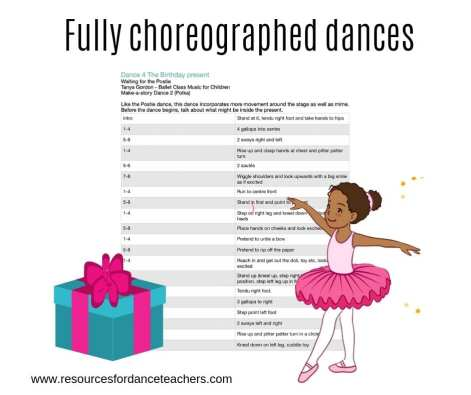 ballet blueprint curriculum