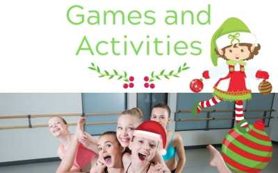 Christmas Dance Games and Activities