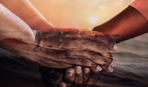 Helping hands are there - learn Resource Therapy's powerful trauma interventions for healing