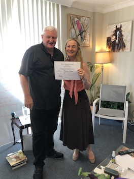 Resource Therapy Training in Sydney with Psychologist Philipa Thornton Vice President of Resource Therapy International the official site for Resource Therapy