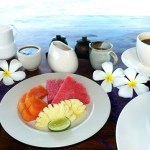 Bali is a food lovers paradise, breakfasts are usually inlcuded in your hotel stay.