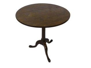 George III Wine Table
